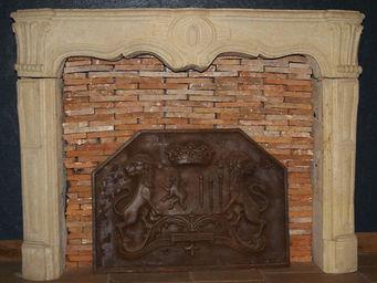 Bca Materiaux Anciens -  - Manteau De Cheminée