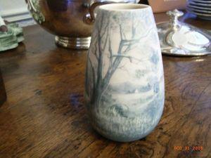 Antiquité et Faïence -  - Vase À Fleurs