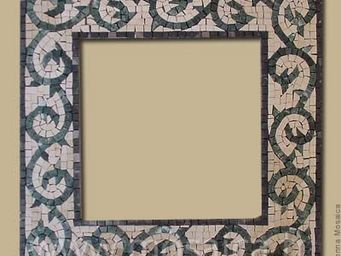 Sienna Mosaica - mosaique - Cadre