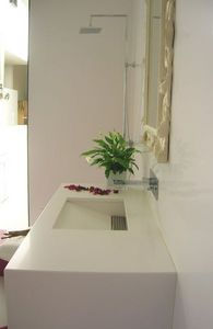 SILESTONE et ECO BY COSENTINO - equilibrium - Lavabo