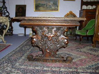 DS Antiquités -  - Table À Gibier