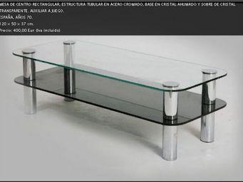 L.A. STUDIO -  - Table Basse Ovale