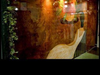 Janssen Mediterrane Baustoffe und Handels -  - Placage Mural D�coratif