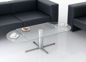 swanky design - nypan extending coffee table - Table À Rallonge