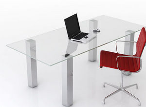 swanky design - mirage office desk - Table Bureau
