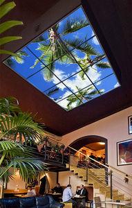 Sky Factory - t5 - Syst�me D'�clairage Pour Faux Plafond