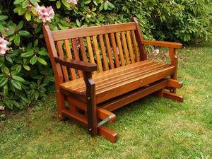 Tofino Cedar Furniture - nootka - Banc De Jardin
