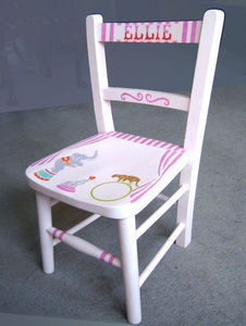 Anne Taylor Designs -  - Chaise Enfant