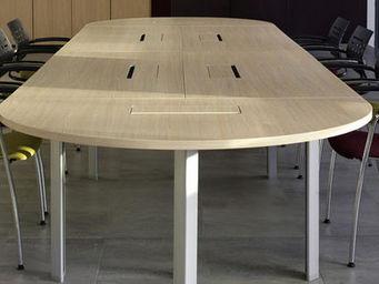 Haworth - epure meeting table - Table De Réunion
