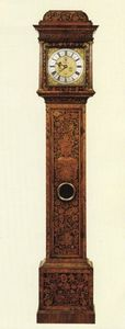 JOHN CARLTON-SMITH - charles burges, london apprenticed to his father - Horloge Sur Pied