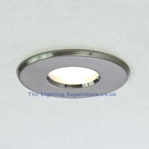 The lighting superstore - nickel spot light - set - Spot De Plafond Encastr�