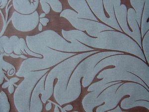 Titley & Marr - corfe - aqua - Jacquard
