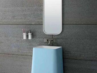 Rexa Design -  - Lavabo Sur Colonne Ou Pied