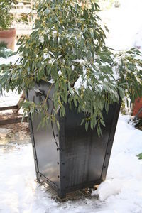 GeOZe - vernis - Pot De Jardin