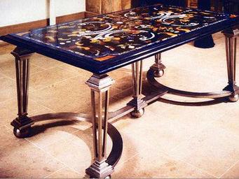 Atelier Steaven Richard -  - Table De Repas Rectangulaire