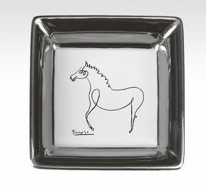 MARC DE LADOUCETTE PARIS - picasso le cheval 1920 8x8cm - Vide Poche
