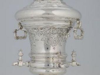 Bernard De Leye - fontaine � vin en argent vers 1736-1737 - Fontaine � Vin