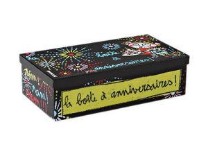 100DRINE -  - Boîte À Anniversaires