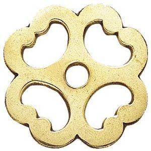 FERRURES ET PATINES - rosace de meuble en bronze pour commode, armoire o - Rosace De Porte