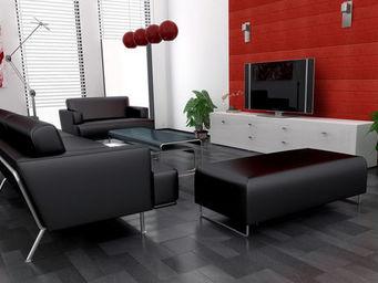 GALIPERFIL SILKWOOD - tv room environment - Panneau D�coratif