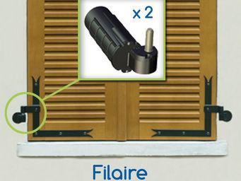 Wimove - kit double motorisation volets battants gauche wib - Automatisme Et Motorisation Pour Volet