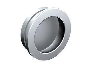 Wimove - poignee cuvette ronde diametre 35 mm - metal chrom - Poignée Cuvette