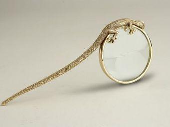 L'OBJET - desk accessories gecko - Loupe