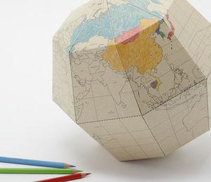 GEO-GRAFIA -  - Globe Terrestre