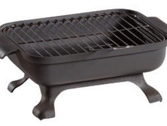 INVICTA - barbecue de table malawi en fonte - Barbecue Au Charbon