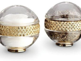 L'OBJET - braid spice jewels - Salière Et Poivrière