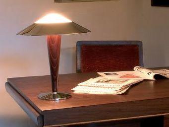 Lucien Gau -  - Lampe De Bureau