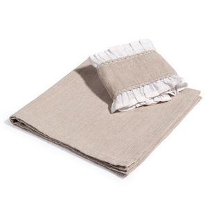 Maisons du monde - serviette et rond isabella - Serviette De Table