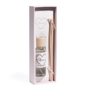 MAISONS DU MONDE - diffuseur broderie coton - Diffuseur De Parfum Par Capillarité