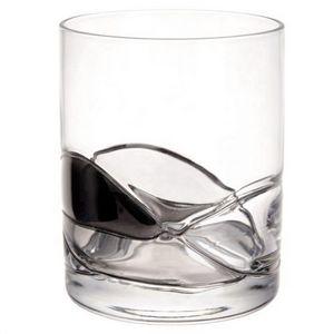 MAISONS DU MONDE - gobelet fil argent - Verre À Whisky
