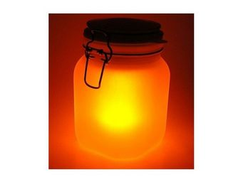 Manta Design - lampe solaire in/out sunjar - Lampe Solaire