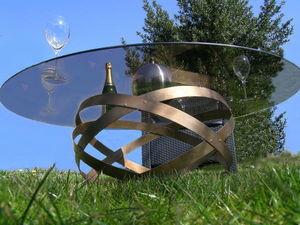 Douelledereve - modèle nouaison - Table Basse Ronde