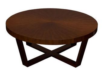 HAMILTON CONTE - lusitanian - Table Basse Ronde