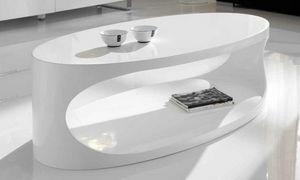 Sweet Home Decora - viza - Table Basse Ovale
