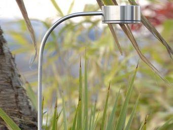 HISLE - luxpicket canne - Lampe De Jardin � Led