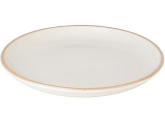 Athezza Home - ass. plate astrid blanche d28cm - Assiette Plate
