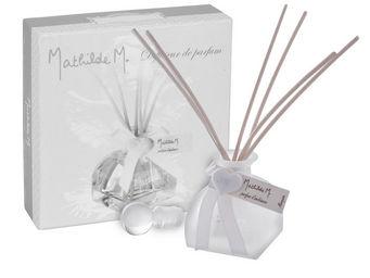 Mathilde M - diffuseur verre, parfum marquise - Diffuseur De Parfum