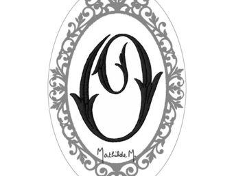 Mathilde M - savon alphabet monogramme o - Savon