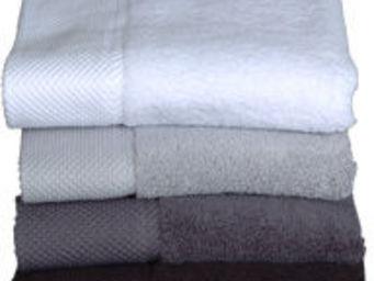 SIRETEX - SENSEI - serviette d'invité 40x60cm 580gr/m² sensoft - Serviette Invité