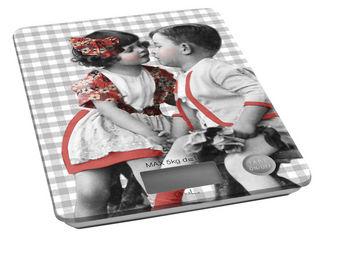 Orval Creations - balance �lectronique promenons-nous - Balance De Cuisine �lectronique