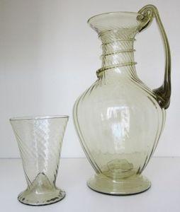 TERUSKA Historical Glass -  - Pichet