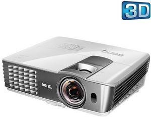 BENQ - vidoprojecteur 3d w1080st - Videoprojecteur