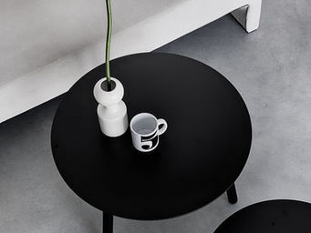 Kristalia - bcn low - Table Basse Ronde