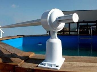 Cristaline - enrouleur de bche t pour piscine hors sol - Enrouleur De Couverture De Piscine