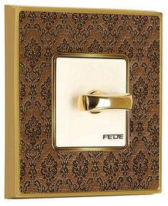 FEDE - vintage tapestry collection - Interrupteur Rotatif