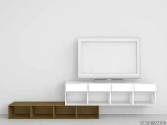 CUBIT� - tv-regal - Meuble De Salon Living